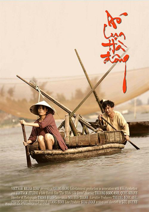 Ao lua ha dong - Vietnamese Movie Poster