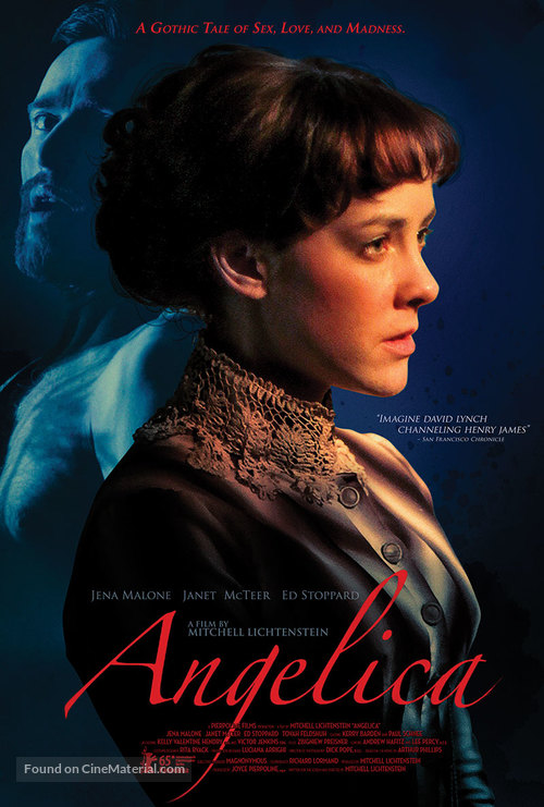 Angelica - Movie Poster