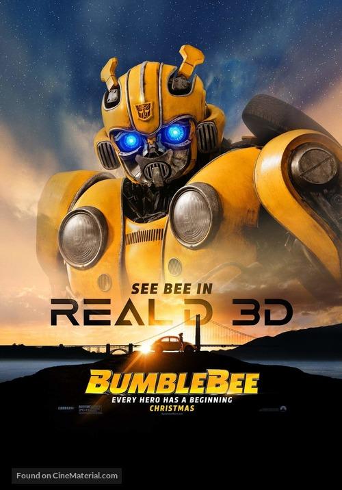 Bumblebee - Movie Poster