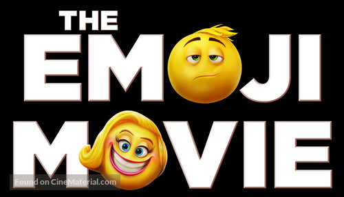 The Emoji Movie - Logo