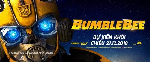 Bumblebee - Vietnamese poster