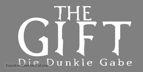 The Gift - German Logo
