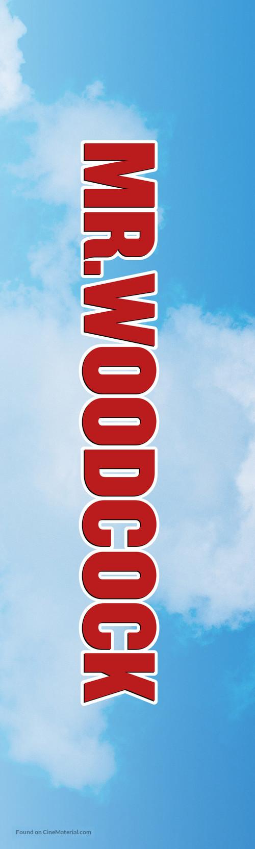 Mr. Woodcock - Key art