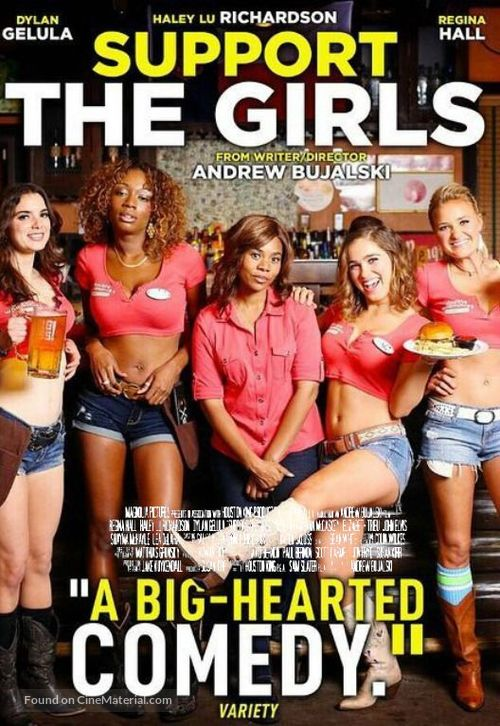Support the Girls - Movie Poster