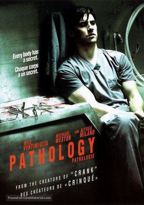 Pathology - Canadian Movie Cover