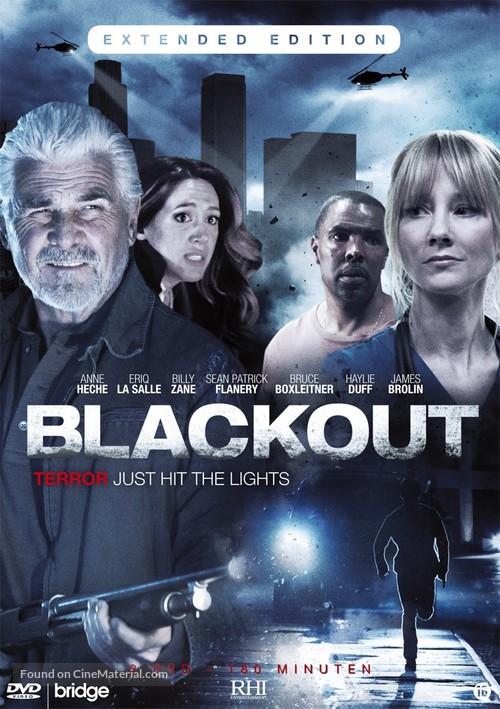 """Blackout"" - Dutch DVD cover"