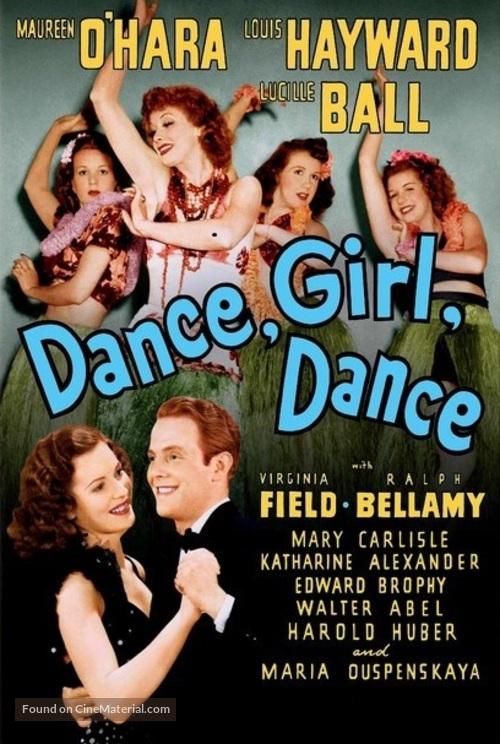 Dance, Girl, Dance - Movie Poster