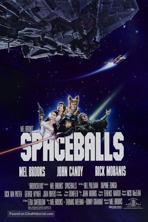 Spaceballs - Movie Poster
