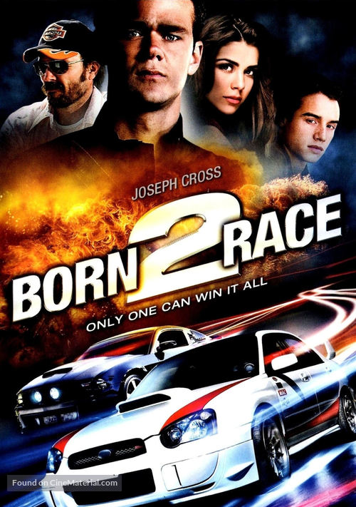 Born to Race - DVD cover