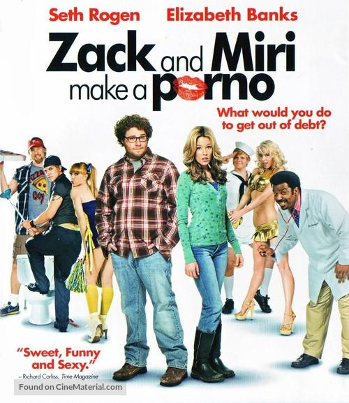 Zack and Miri Make a Porno - Movie Cover