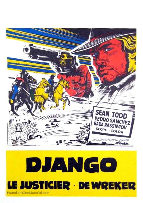 Cjamango - Belgian Movie Poster