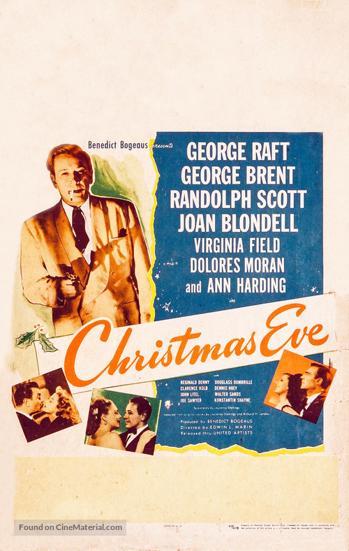 Christmas Eve - Movie Poster