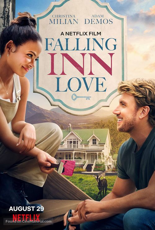 Falling Inn Love - Movie Poster