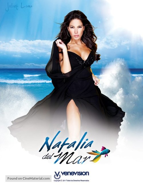"""Natalia del Mar"" - Venezuelan Movie Poster"