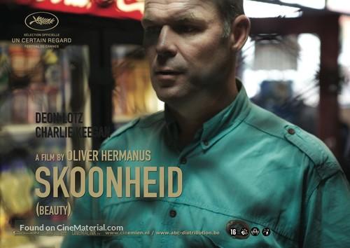 Skoonheid - Dutch Movie Poster