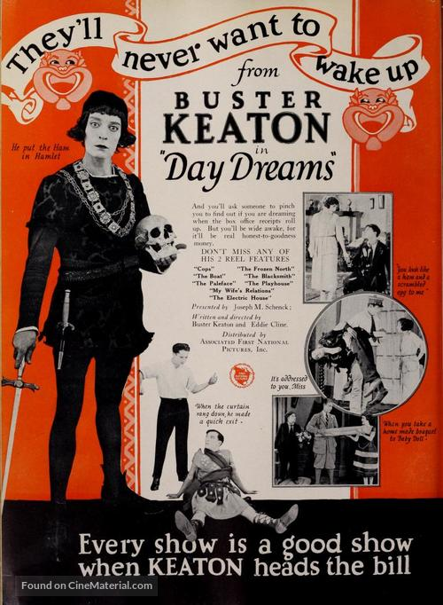 Day Dreams - Movie Poster