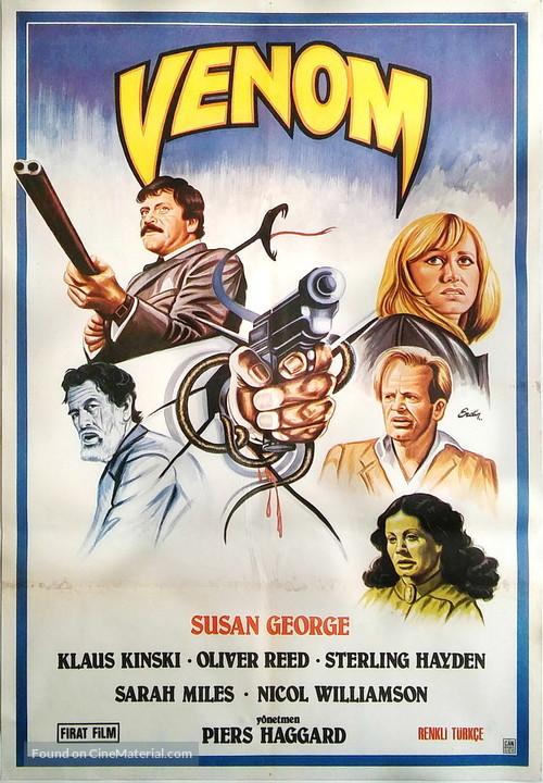 Venom - Turkish Movie Poster