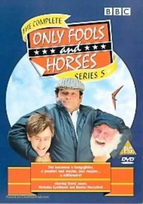"""""""Only Fools and Horses"""" - British Movie Poster"""