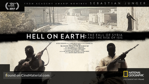 Hell on Earth: The Fall of Syria and the Rise of ISIS - Movie Poster