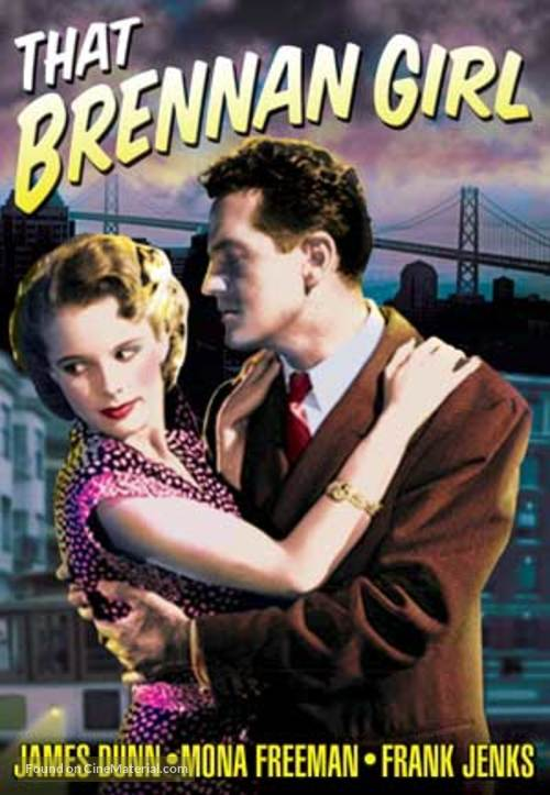 That Brennan Girl - DVD cover