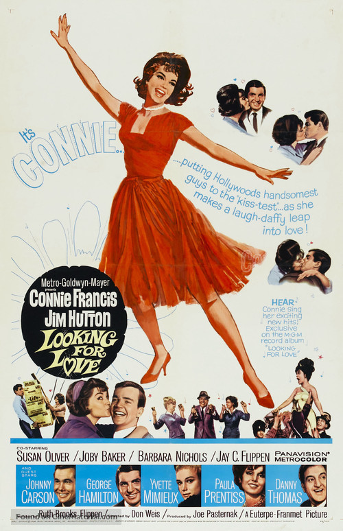 Looking for Love - Movie Poster