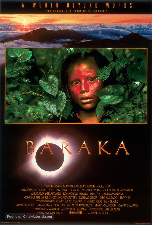 Baraka - Movie Poster