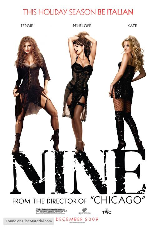 Nine - Teaser poster