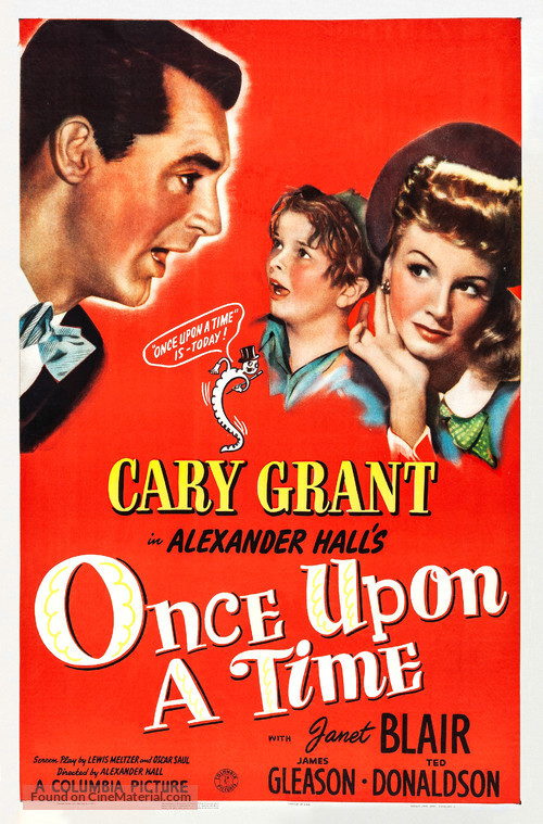 Once Upon a Time - Movie Poster