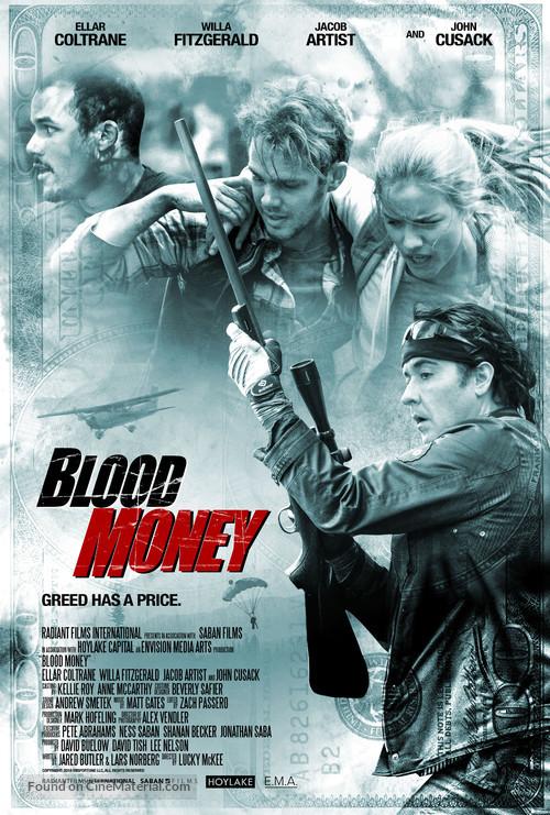 Blood Money - Movie Poster
