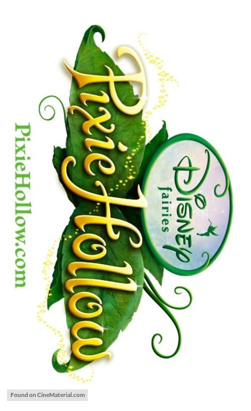 Pixie Hollow Games - Logo