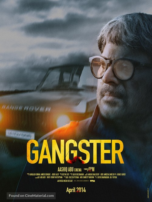 Gangster - Indian Movie Poster