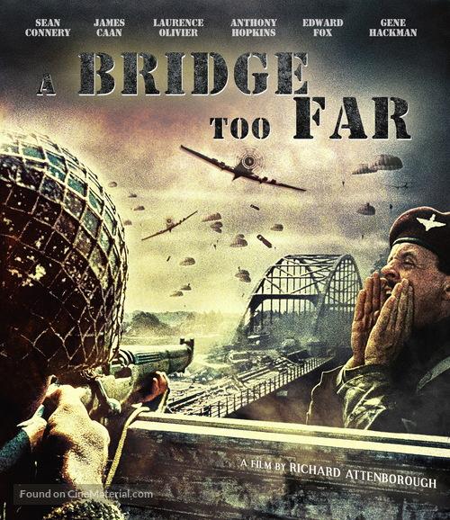 A Bridge Too Far - Movie Cover