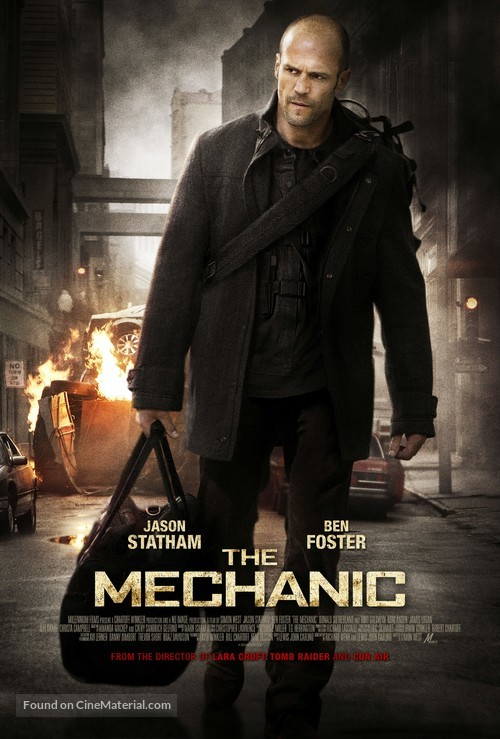The Mechanic - Movie Poster