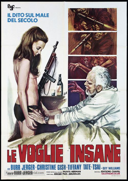 General Massacre - Italian Movie Poster