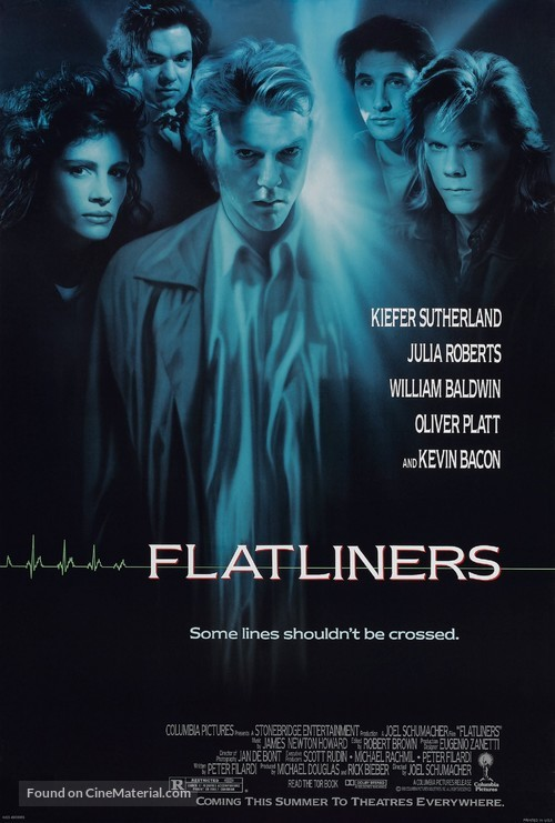 Flatliners - Movie Poster