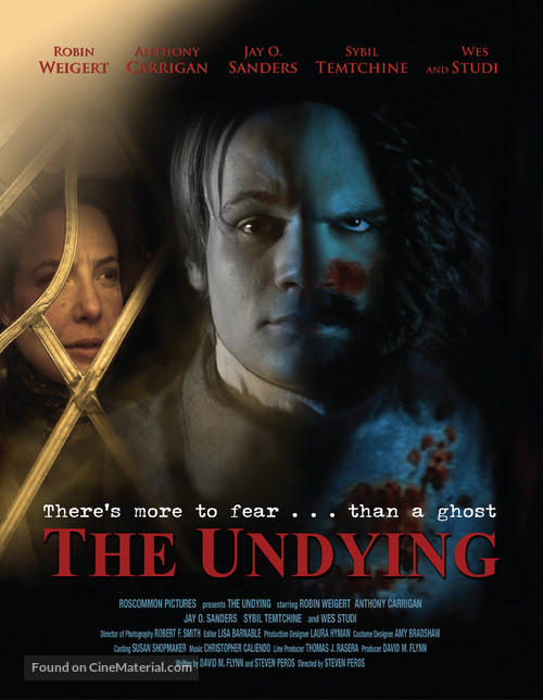The Undying - Movie Poster