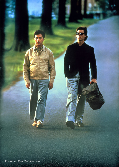 Rain Man - Key art