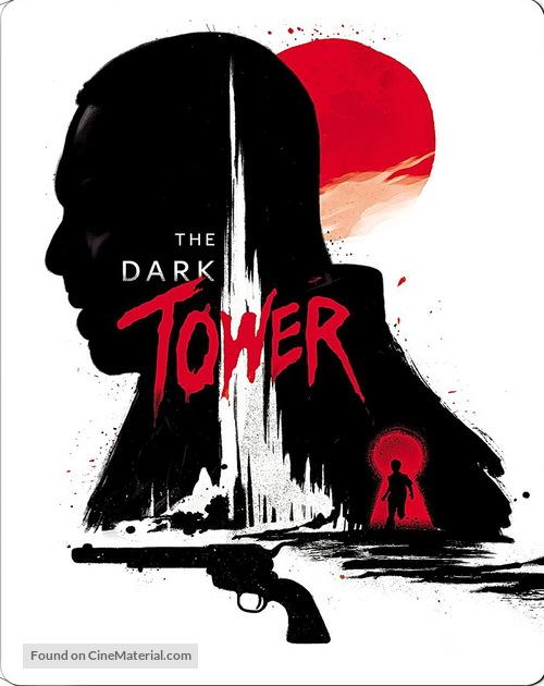 The Dark Tower - Swedish Movie Cover