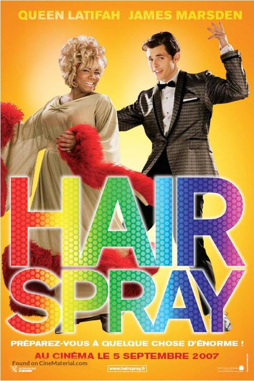 Hairspray - French Movie Poster