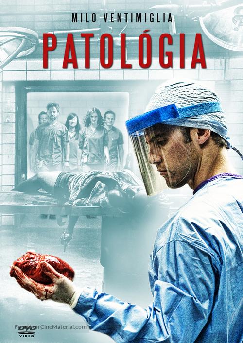 Pathology - Hungarian Movie Poster