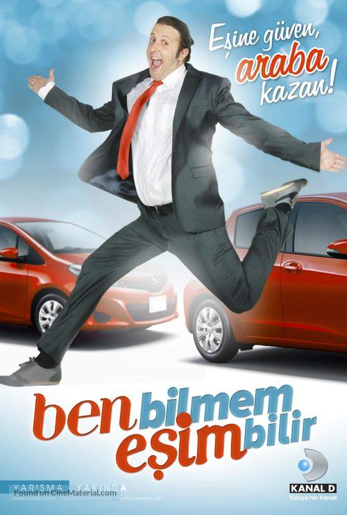 Ben Bilmem Esim Bilir 2012 Turkish Movie Poster