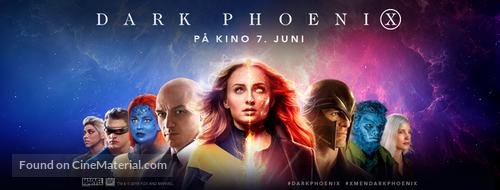 X-Men: Dark Phoenix - Danish Movie Poster