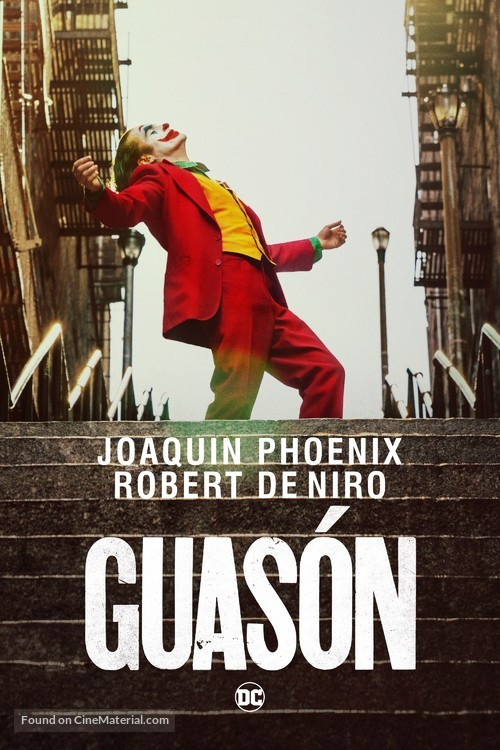 Joker - Argentinian Movie Cover