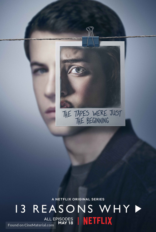 """Thirteen Reasons Why"" - Movie Poster"