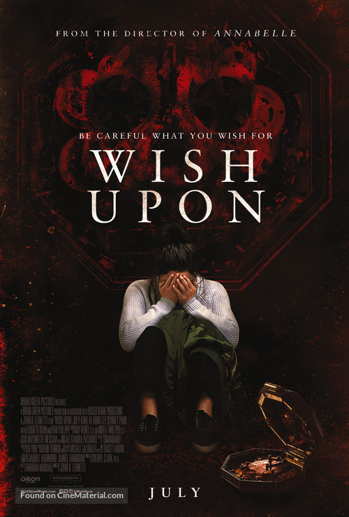 Wish Upon - Movie Poster
