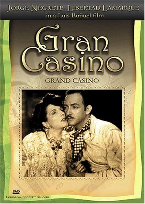 Gran Casino - Mexican DVD cover