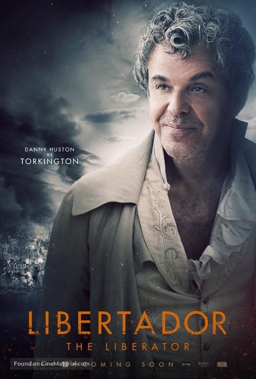 Libertador - Movie Poster
