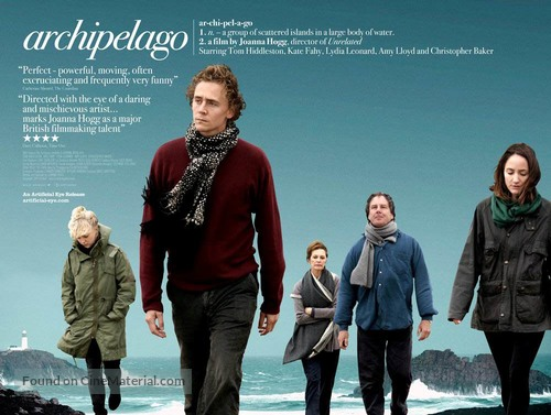 Archipelago - British Movie Poster