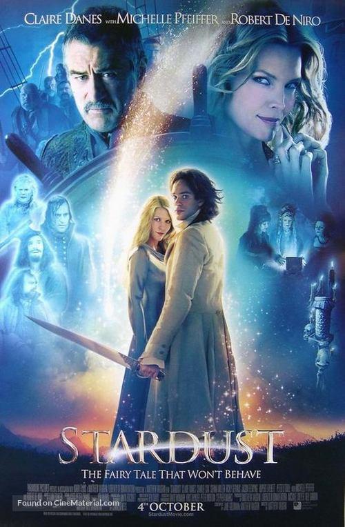 Stardust - Movie Poster