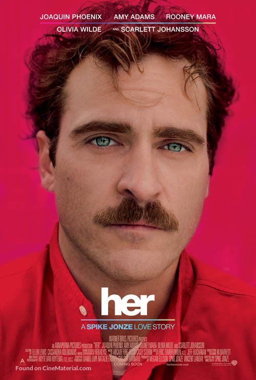 Her - Movie Poster